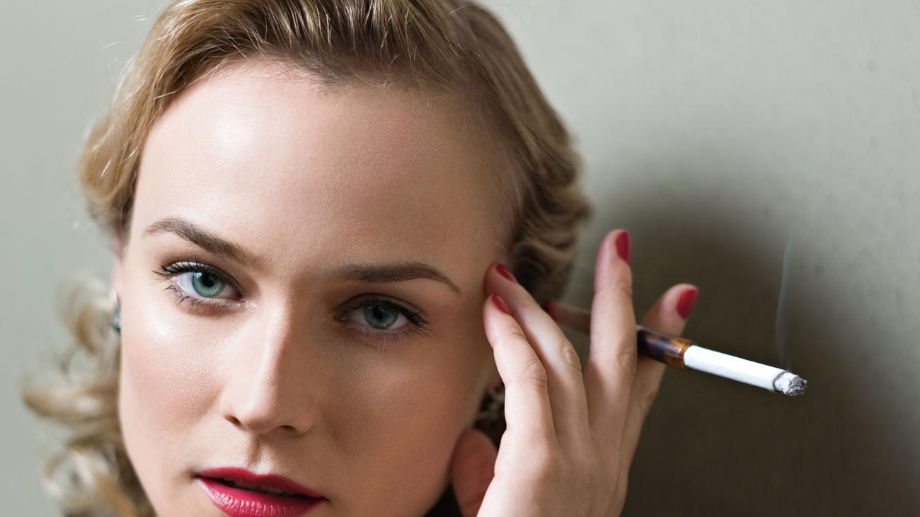 Schauspielerin Diane Kruger 99 Fragen An Diane Kruger Zeit Online