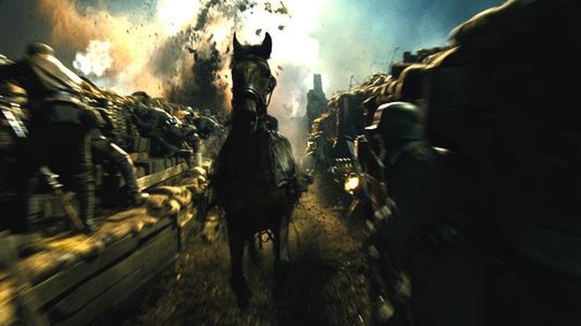 """Film """"Gefährten"""": Pferd im Krieg"""