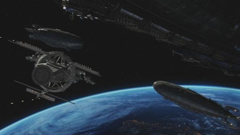 """Film """"Iron Sky"""": Kryptofaschistischer Weltraumschrott"""
