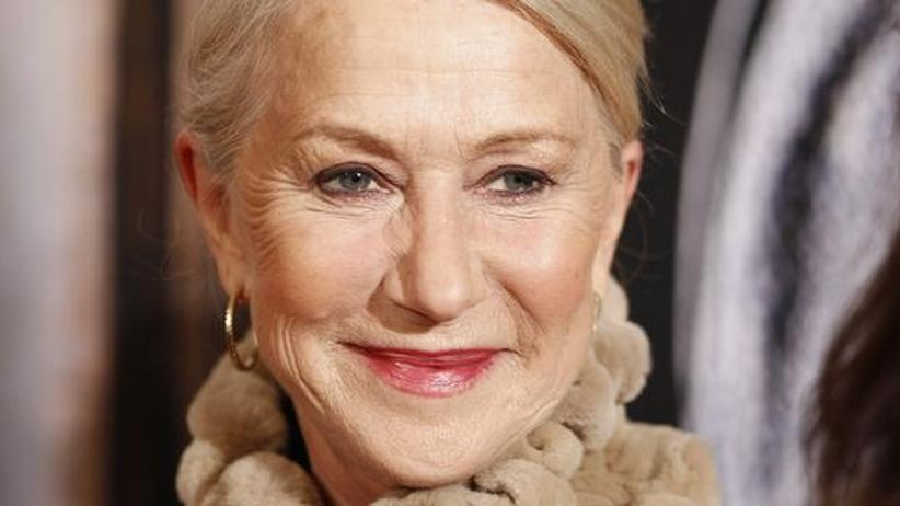 Helen Mirren: Here she comes