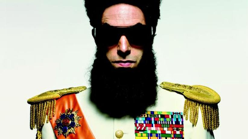 "Film ""The Dictator"": Saddam trifft Harpo Marx"