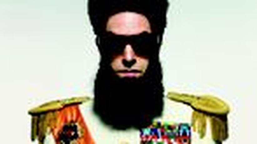"Film ""The Dictator"": Saddam trifft Harpo Marx"