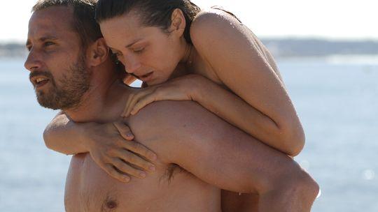 """Marion Cotillard und Matthias Schoenaerts in """"De Rouille et d'os"""""""