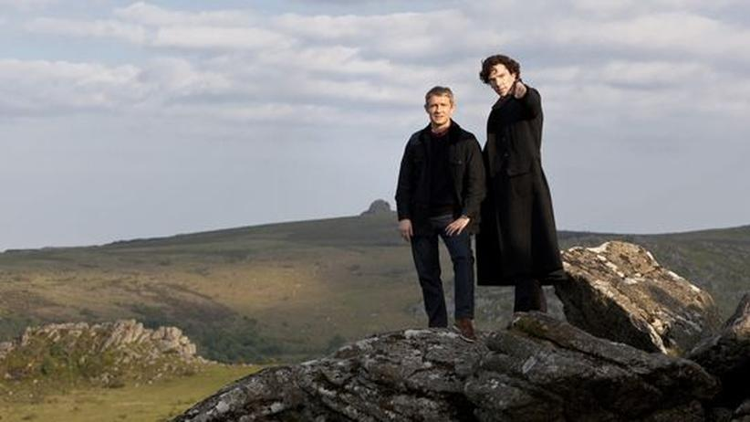 """BBC-Serie """"Sherlock"""": Sein Geist ist eine Maschine"""