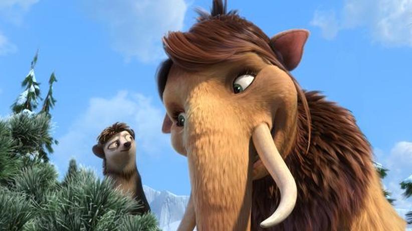 """Film """"Ice Age 4"""": Hormonsturm im Pleistozän"""