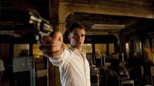 Schuss statt Biss: Der Spekulant Eric Packer (Robert Pattinson) verliert die Nerven.