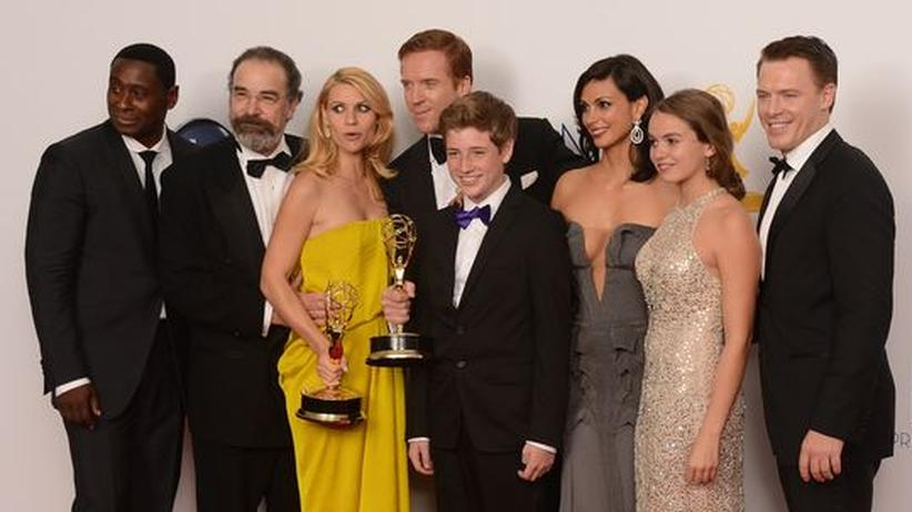"""Auszeichnung: US-Serie """"Homeland"""" holt Emmy als bestes Drama"""