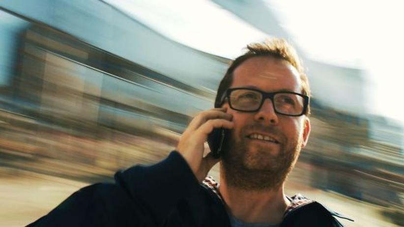 """Dokumentarfilm """"Speed"""": Ihm schwirrt der Kopf vor lauter Hektik: Florian Opitz, Regisseur von """"Speed"""""""