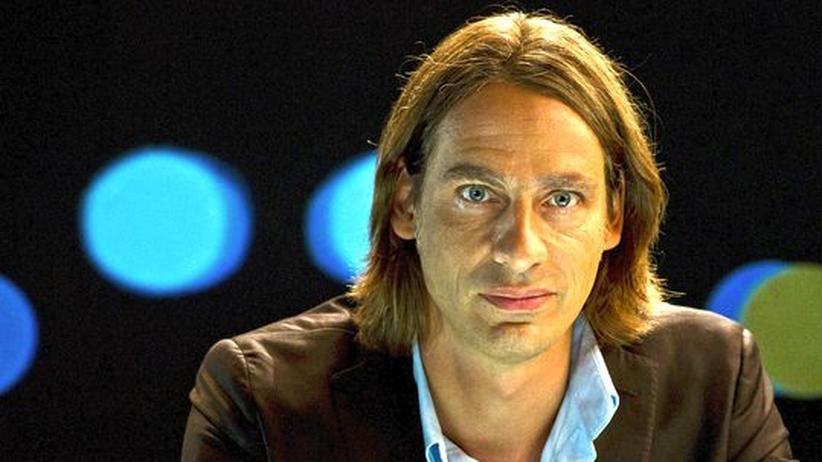 TV-Premiere: Richard David Precht in seiner ersten eigenen ZDF-Sendung