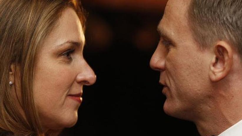 Barbara Broccoli: Barbara Broccoli und ihr Bond-Darsteller Daniel Craig