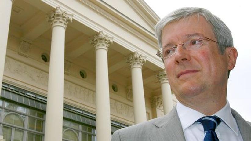 Medien: Operndirektor Tony Hall wird neuer BBC-Chef