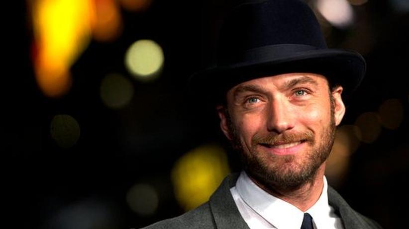 """Schauspieler Jude Law: """"Ich flirte nicht"""""""