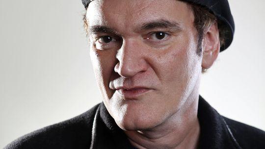 Der Filmregisseur Quentin Tarantino