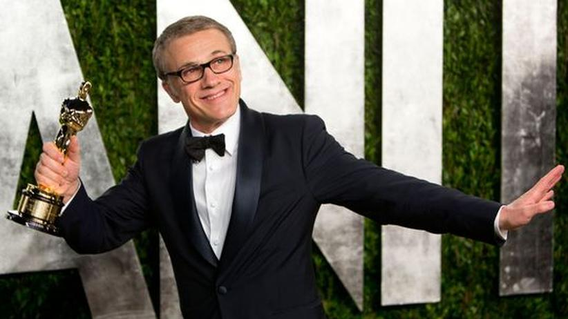 Der Oscar und Christoph Waltz in Hollywood