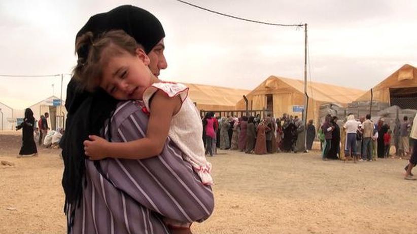 Syrien-Konflikt: Das lange Warten auf den Frieden