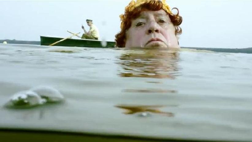"""Film """"Hai-Alarm am Müggelsee"""": Und der Haifisch, der ist zahnlos"""