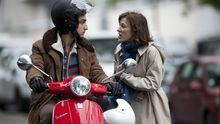 """Louis Garrel und Valeria Bruni Tedeschi als Nathan und Louise in """"Ein Schloss in Italien"""""""