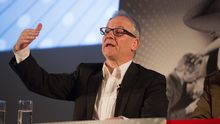 Der Festivalchef Thierry Fremaux während der Pressekonferenz zur Eröffnung der 66. Internationalen Filmfestspiele in Cannes