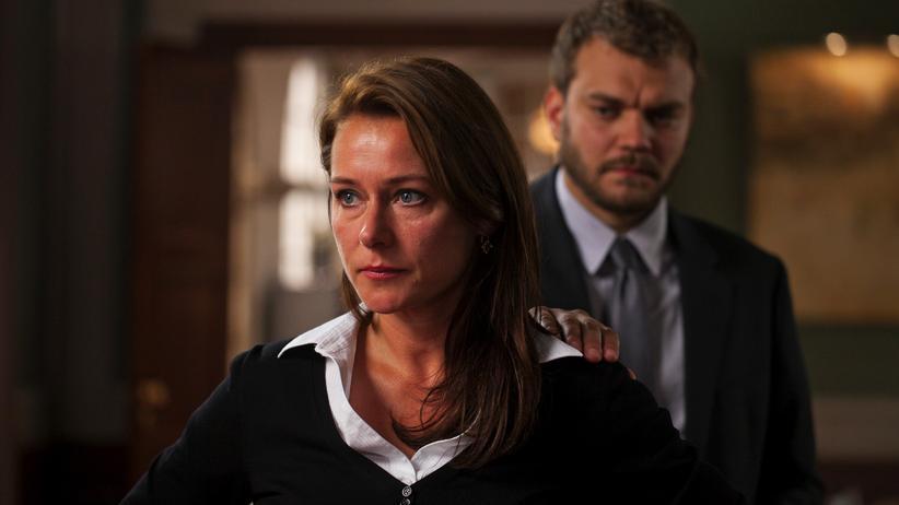 """Fernsehserien: Szene aus der dänischen TV-Serie """"Borgen – Gefährliche Seilschaften"""""""
