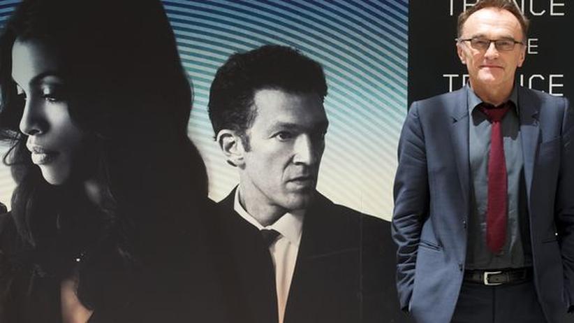 """Danny Boyle: Der britische Regisseur Danny Boyle im Juni in Madrid auf der Filmpremiere seines jüngsten Projekts """"Trance"""""""