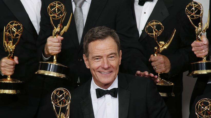 """Fernsehpreis: """"Breaking Bad"""" gewinnt Emmy als bestes Drama"""