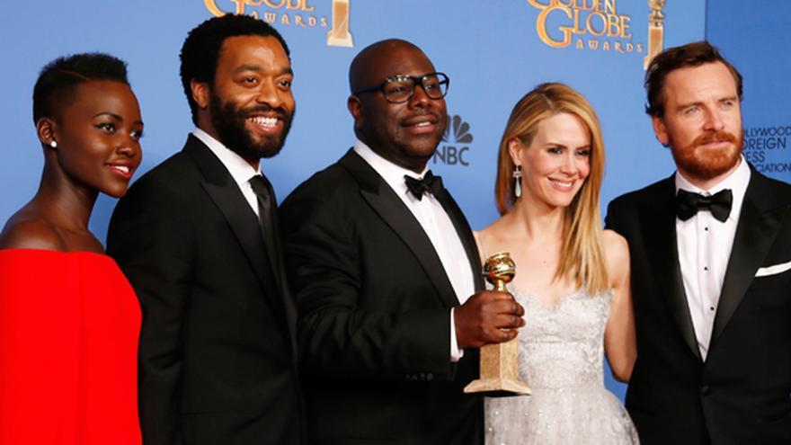 Golden Globes Favorit 12 Years A Slave Als Bester Film