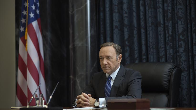 """House of Cards"": Der kalte Atem des Kapitols"