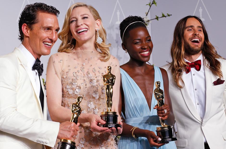 Oscar Verleihung 12 Years A Slave Als Bester Film Ausgezeichnet
