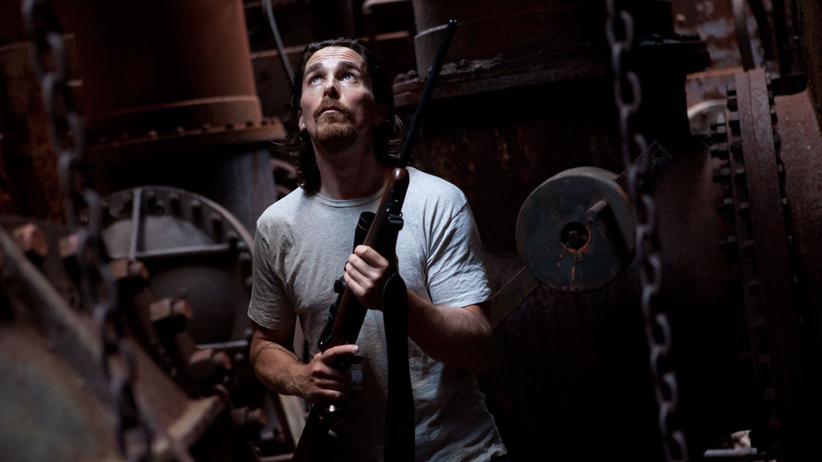 """Auge um Auge"": Drogenthriller, Drama, Rachegeschichte: Christian Bale in ""Auge um Auge"""
