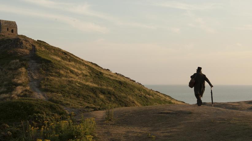 """Filmfestspiele Cannes: Szene aus Mike Leighs Film """"Mr. Turner"""""""