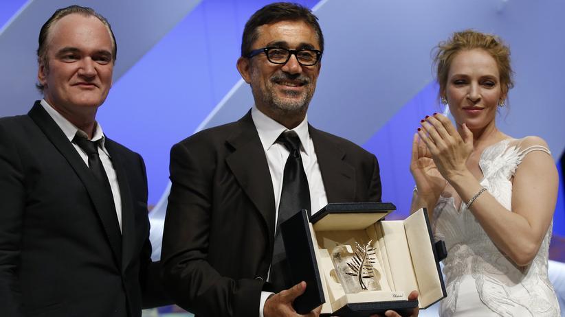 """Filmfestspiele in Cannes: Türkischer Film """"Winter Sleep"""" gewinnt Goldene Palme"""