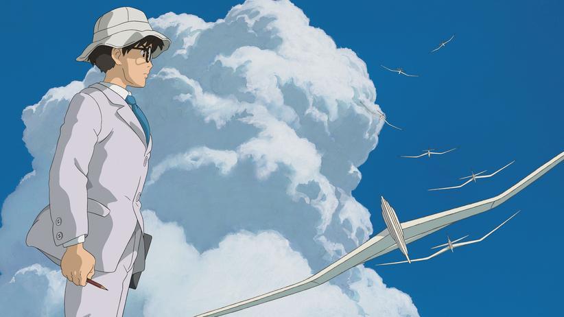 """""""Wie der Wind sich hebt"""": Jiro will das Fliegen revolutionieren."""
