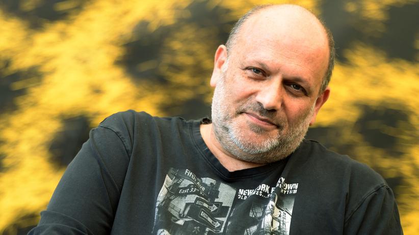 Regisseur Eran Riklis: Der israelische Regisseur Eran Riklis beim internationalen Filmfestival von Locarno
