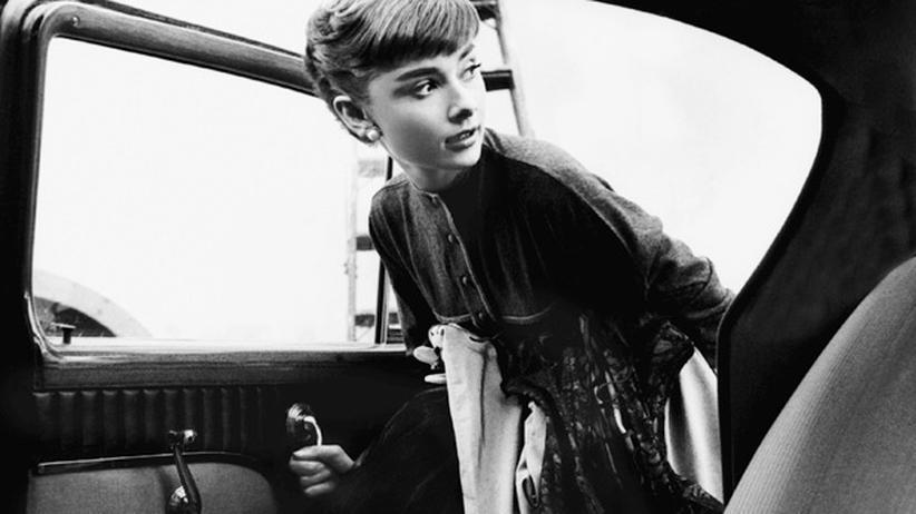 Audrey Hepburn: Mit dem Reh im Supermarkt