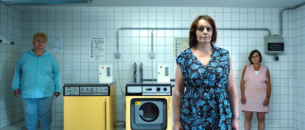 "Szene aus Ulrich Seidls Dokumentarfilm ""Im Keller"""