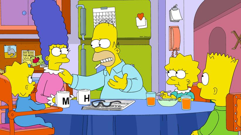 Kultur, Die Simpsons, Comic, Fernsehserie, The Simpsons, Marge Simpson, Kapitalismus, Thomas Pynchon