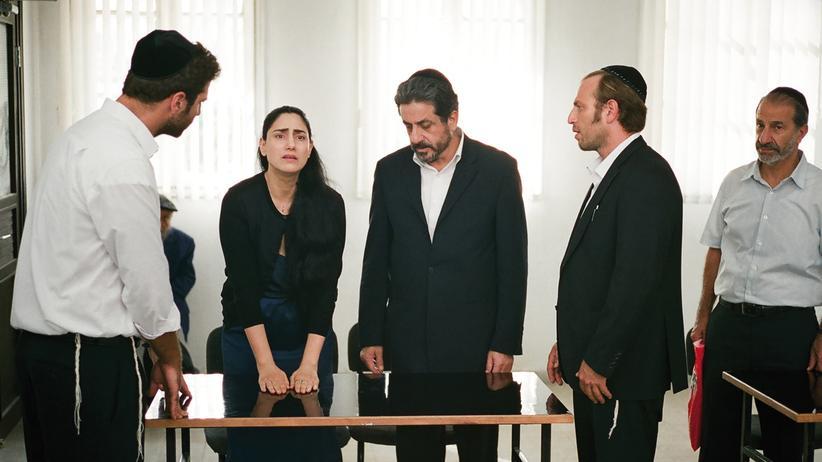 """""""Get – Der Prozess der Viviane Amsalem"""": Viviane (Ronit Elkabetz) kämpft vor Gericht für ihren Scheidungsbrief """"Get"""""""