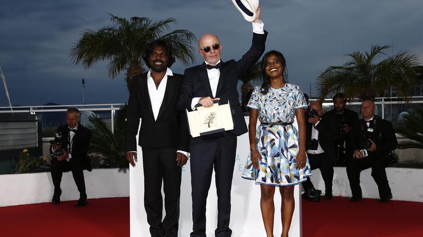 Filmfestspiele Cannes : Goldene Palme für die Geschichte, nach der wir nie fragen