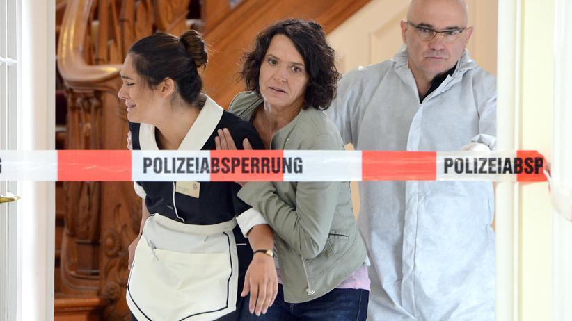 """Tatort"" Ludwigshafen:"