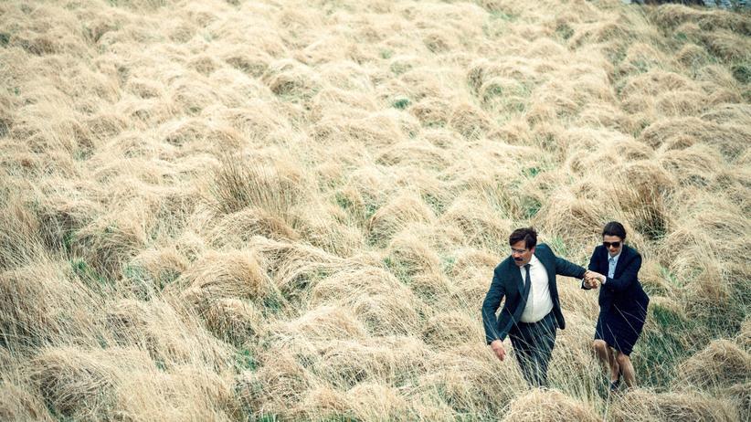 """""""The Lobster"""": Was zieht den Menschen zum Menschen? Colin Farrell und Rachel Weisz in """"The Lobster"""""""