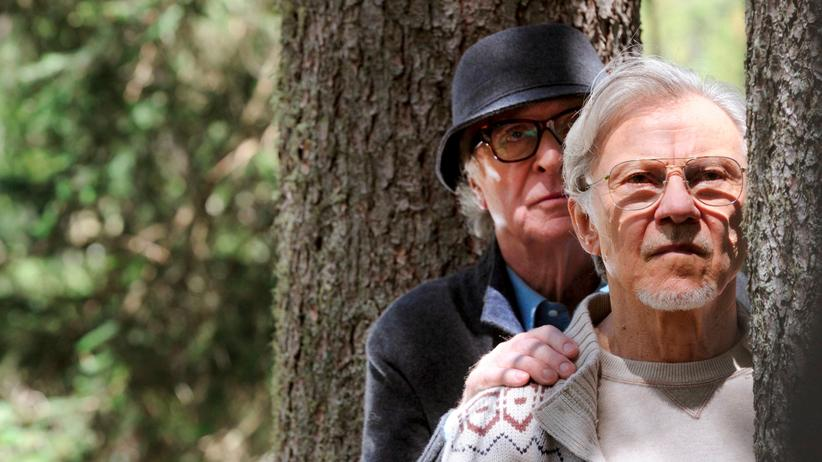 "Michael Caine und Harvey Keitel in ""Youth"""