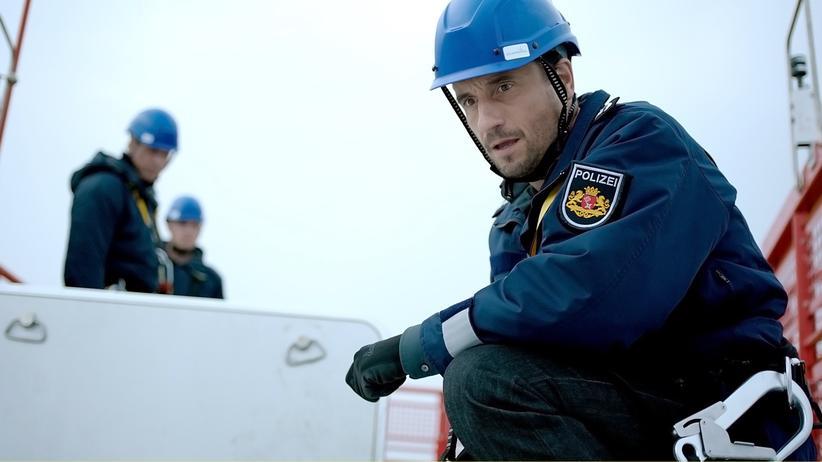 Hauptkommissar Stedefreund (Oliver Mommsen)
