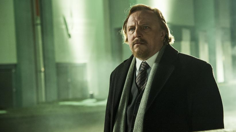 "Axel Prahl in ""Kafkas Der Bau"""