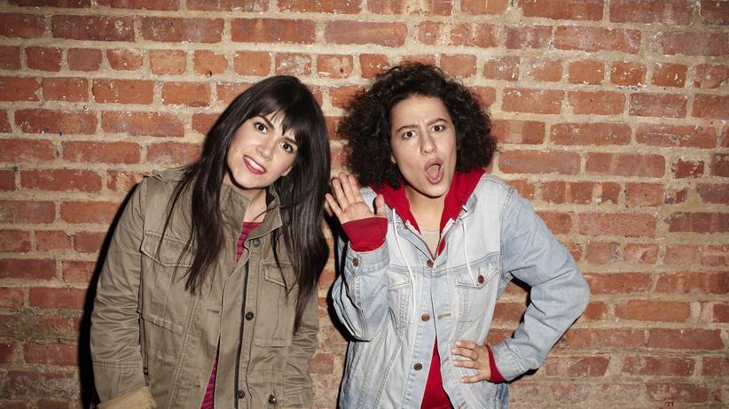 Ilana Glazer und Abbi Jacobson