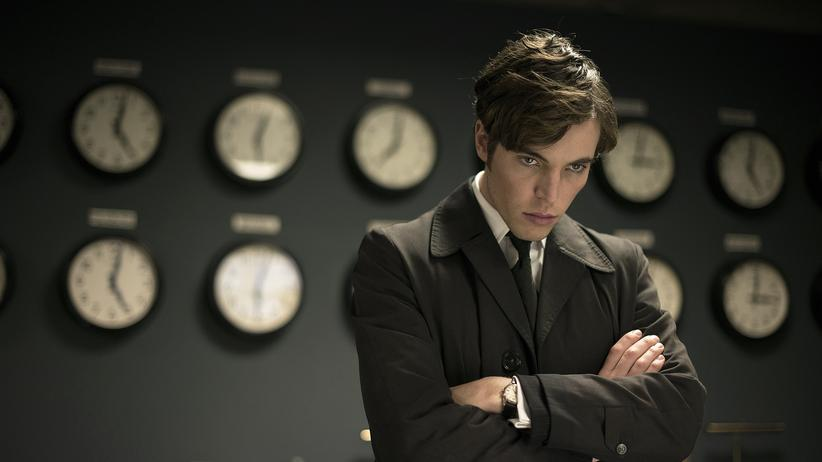 "Tom Hughes in ""The Game"""
