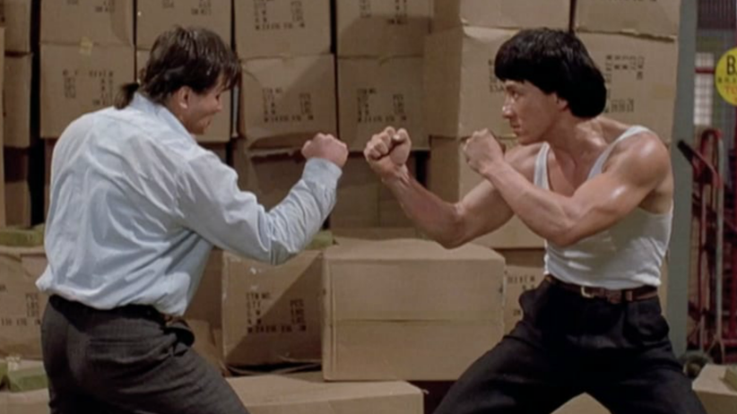 Der Meister der Action-Comedy: Jackie Chan