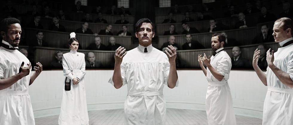 """Clive Owen in """"The Knick"""""""