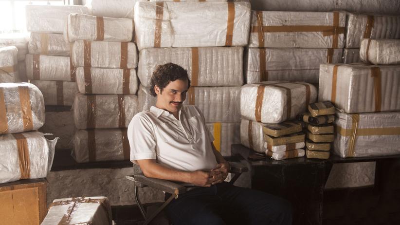 Wagner Moura als Pablo Escobar