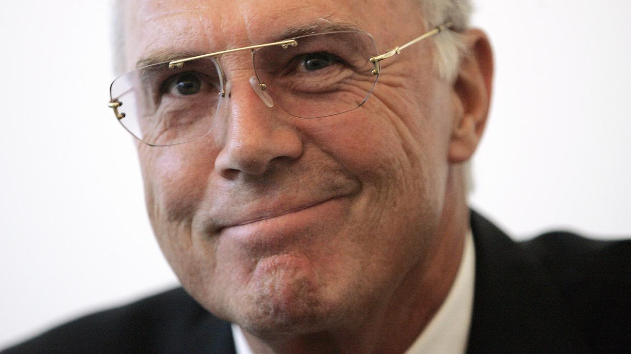 """Franz Beckenbauer: """"Servus, i bin dä Franz""""   ZEIT ONLINE"""