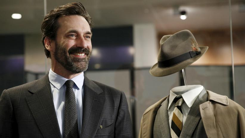 Emmy Awards: Jon Hamm in Washington
